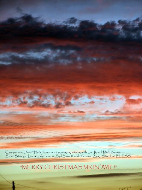 a sunset fer Bowie sm